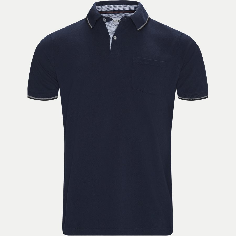 BAHAMAS - Bahamas Polo T-shirt - T-shirts - Regular - NAVY MEL - 1